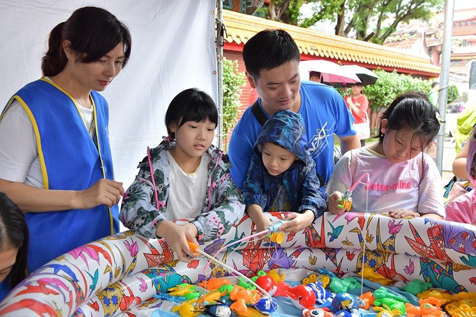 孔廟週年慶園遊會攤位活動-願者上鉤